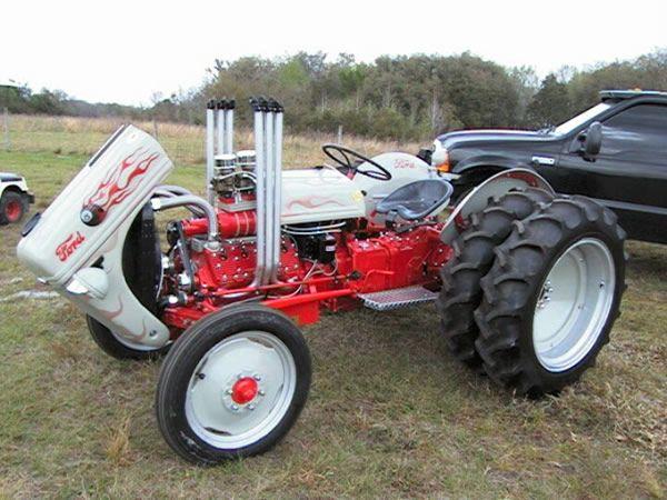 Ford 8n Frame : V ford tractor kits